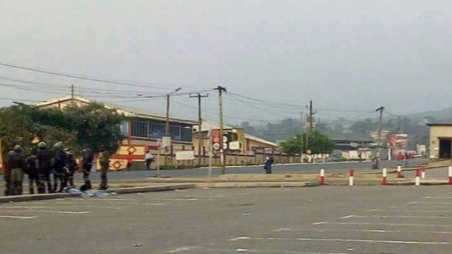 West Cameroon Ghost Town: Next Stop—– 11 February
