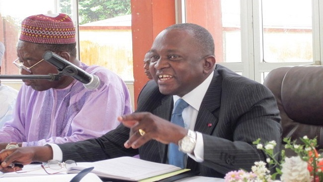 Anglophone Problem: Closed-door meeting between Bishop Bushu and Governor Okalia ends in fiasco