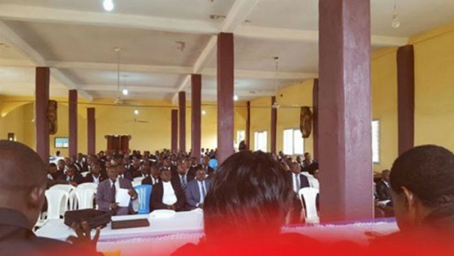 Anglophone Problem: Lawyers vow to support the Consortium