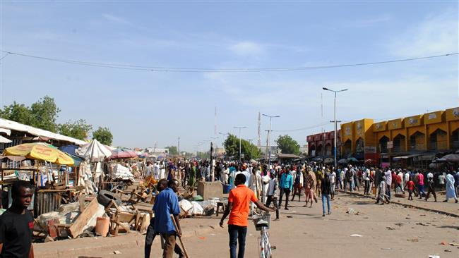 5 Boko Haram terrorists, 3 civilians killed in Nigeria