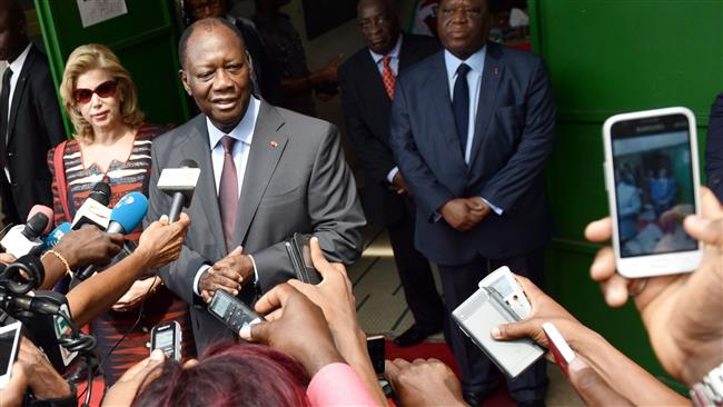 Ivory Coast: President Ouattara fires heads of the army, police and gendarmerie