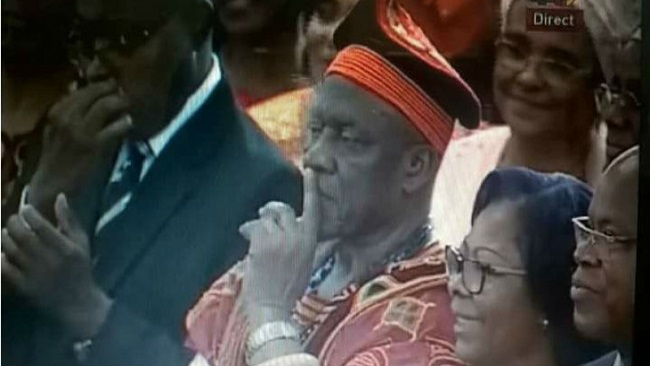 Fru Ndi slams Biya regime's policy of arresting Anglophones advocating federalism