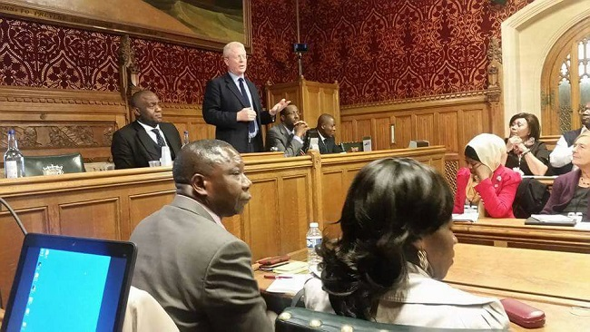 British Parliament Host forum on the Southern Cameroons Crisis