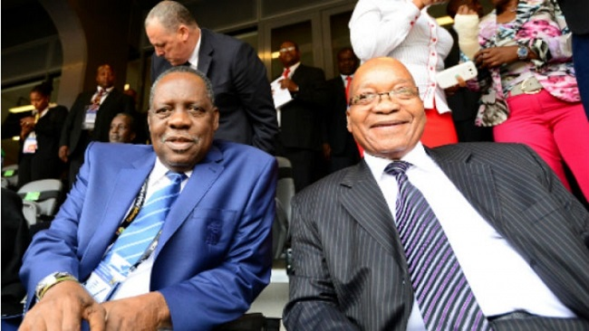 South African government flip-flop in CAF election