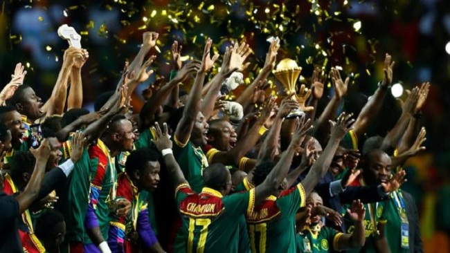 Cameroun progresses in new FIFA ranking
