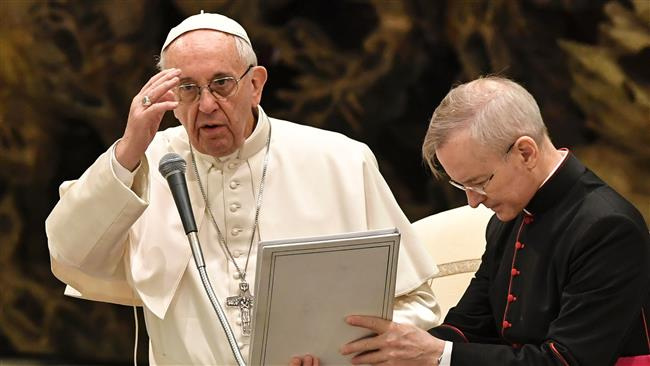 The Holy Father accepts US bishop's resignation over 'misconduct' with minor