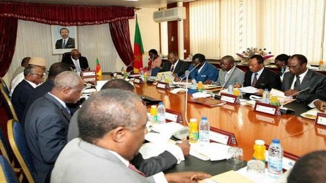 La Republique Du Cameroun: Yang Philemon chairs cabinet meeting