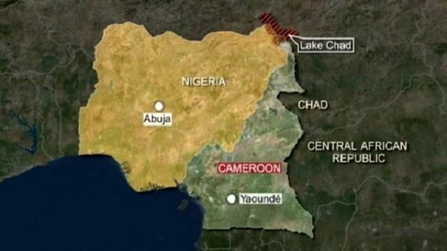 Gunmen kill five on Cameroon-Nigeria border