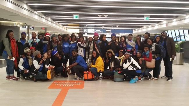 Biya's Italy State Visit: Members of choir flee group hotel