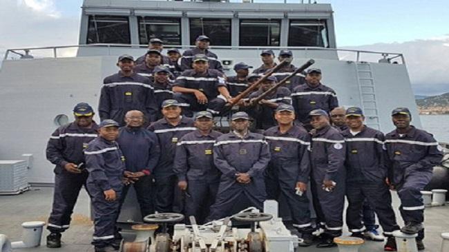 Second hand patrol boat Dipikar delivered to Cameroon