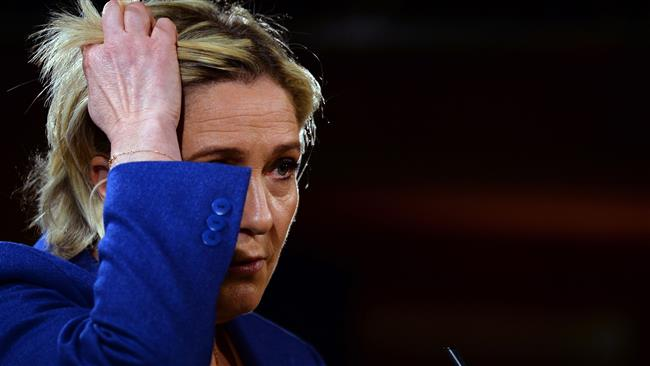 Majority of French voters see Le Pen's party as threat to democracy