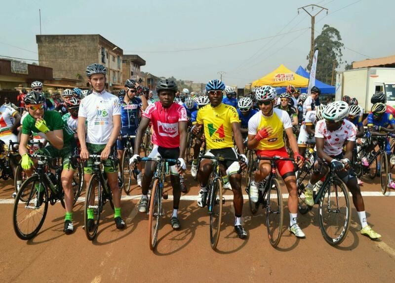 Grand Prix Chantal Biya: Things fall apart as 17 injured in International Cycling Tour
