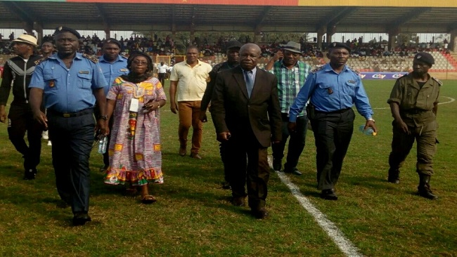 Biya's men at daggers-drawn positions over ownership of Tonnerre Kalara Football Club