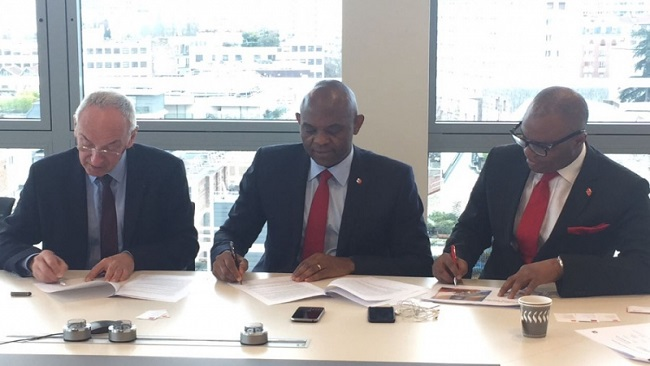 Elumelu: Banking and Telecom giants partner on innovative payment system