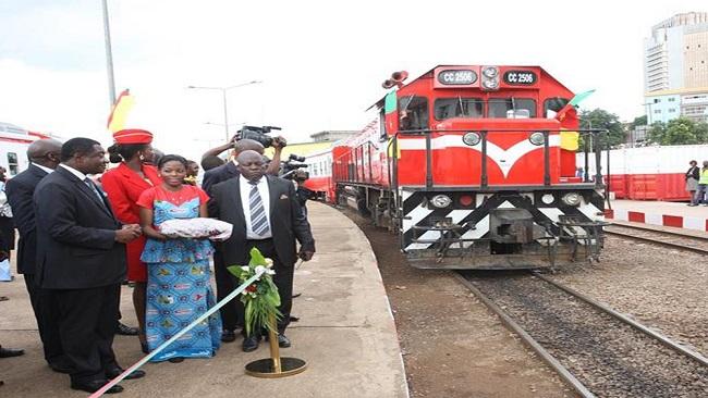 Yaounde: Dozens injured and three killed by train