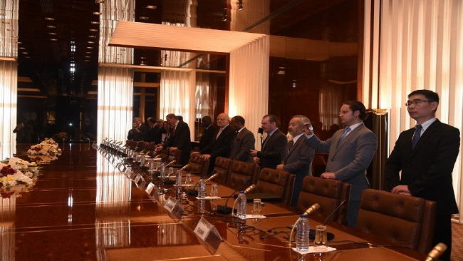 Boko Haram: Biya hold talks with UN Security Council delegation in Yaounde