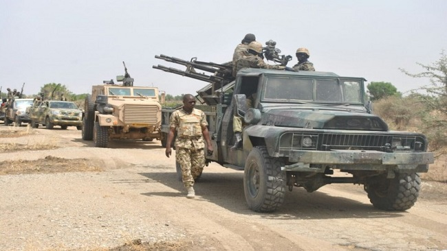 Cameroon invested more than 200 billion FCFA in the purchase of arms in 2016