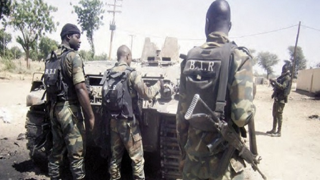 Battle For Ambazonia: Yaounde says 3 soldiers killed in ambush on army patrol in Widikum