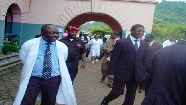 French Cameroun: Public Health Minister at daggers-drawn positions with medical doctors