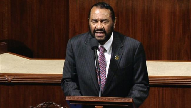 US Black lawmaker addresses lynching threats on House floor