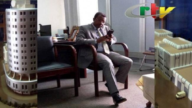 CRTV's General Manager heading to Kondengui