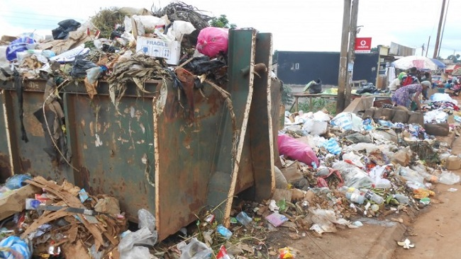 Living with garbage in French Cameroun
