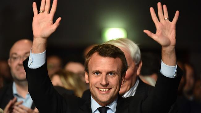 France's centrist candidate, Emmanuel Macron wins country's  presidential election