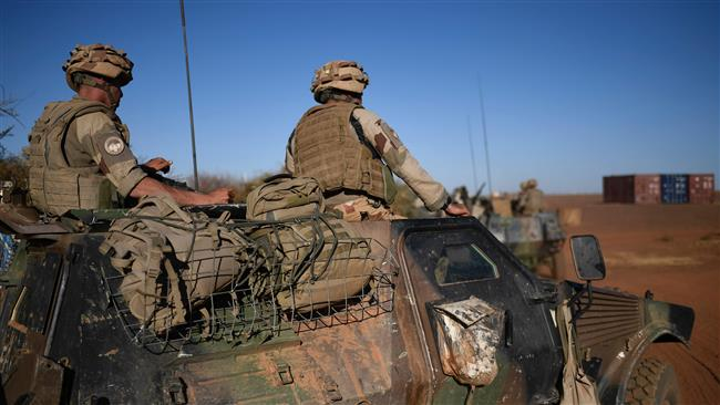 French soldiers 'kill, capture 20 militants' in Mali