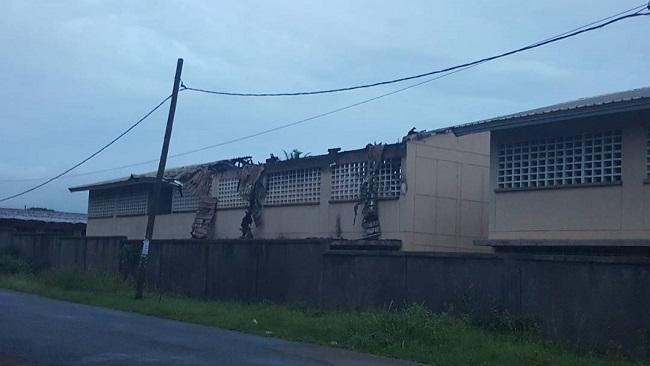 GCE Crisis: Militants burn school building in Bamenda