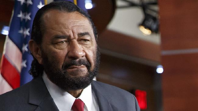 US: Congressman Al Green threatened with lynching by Trump supporters