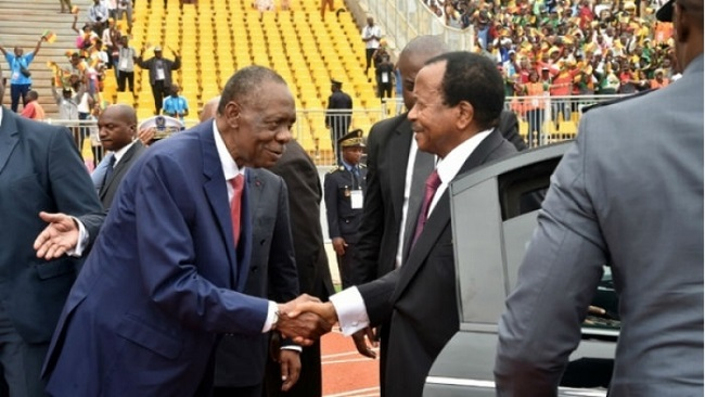 France-Afrique: Biya appoints Issa Hayatou as Board Chairman of Cameroon's Football Academy