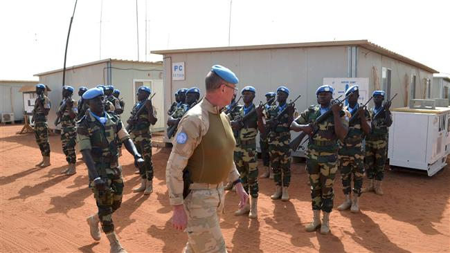 UN to deploy 'rapid intervention force' in central Mali