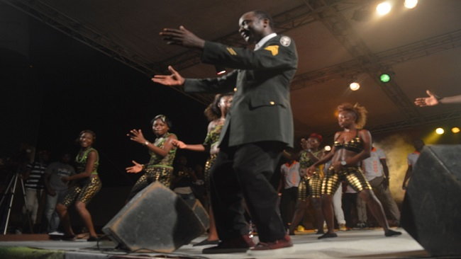 King of Makossa Love begins victory tour of America today