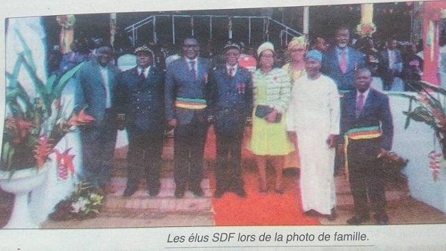 20th May Crisis: SDF vows to punish Senator, Mayors who defied Chairman Fru Ndi