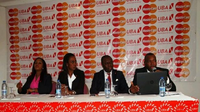 United Bank for Africa launches Debit MasterCard