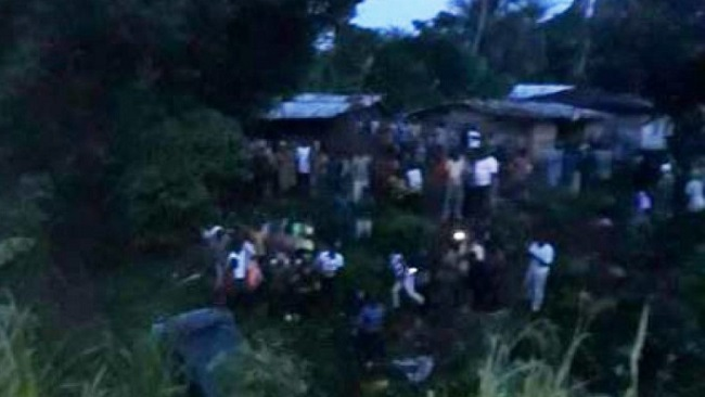 7 dead, several injured in French Cameroun road accident