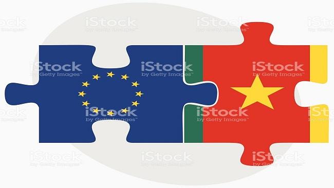 Biya Francophone gov't signs convention worth 6 billion FCFA with the EU