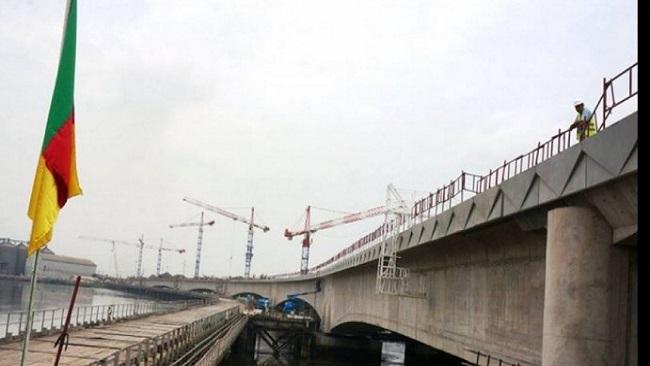 La Republique: Second bridge over the Wouri in Douala to go operational in December