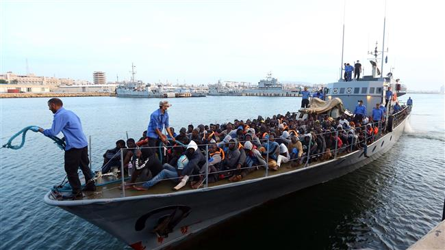 Libya: Coastguard intercepts over 900 refugees in Mediterranean Sea