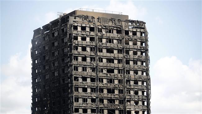 Fears London tower death toll could reach 100