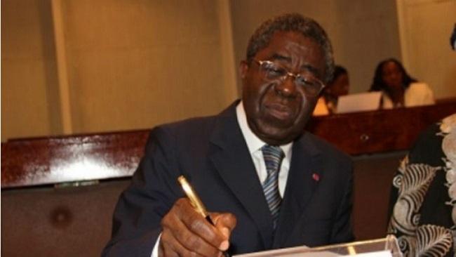 Mafany Musonge admits his office gets cash from Biya