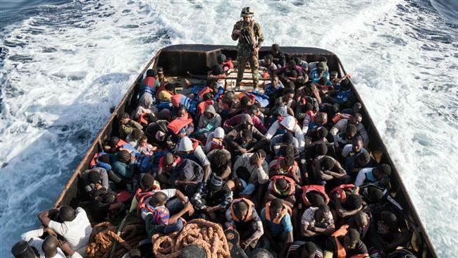Cameroonian refugee survivor narrates the tale of horror