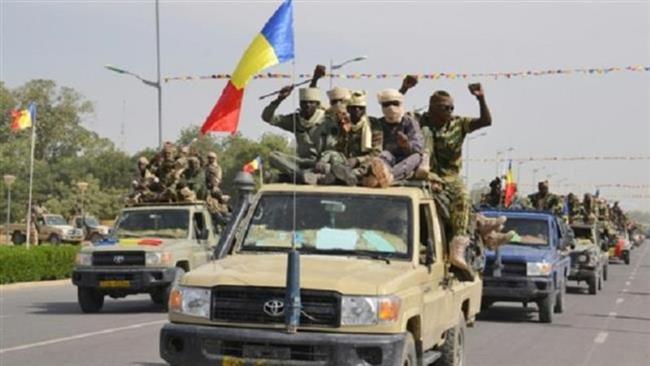 Female bomber kills six in Chad