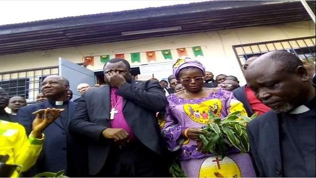 Moderator Fonki Samuel overwhelmed by support from Presbysterians