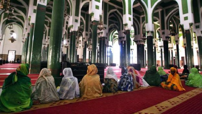 Guineans pray for President Buhari