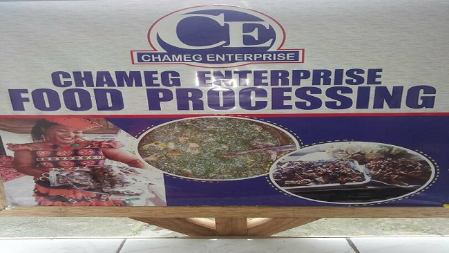CHAMEG`S Food Processing Project: Building resilience and better lives
