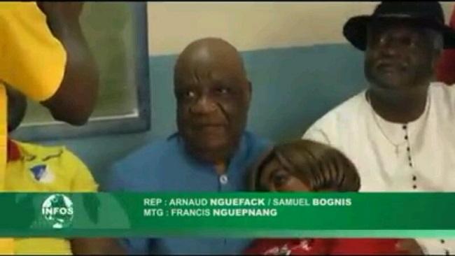 Kondengui video shows Mendo Ze, other VIP prisoners happy in prison