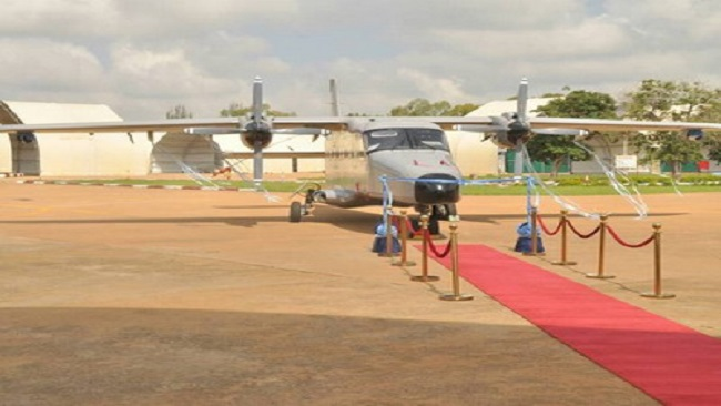 Nigerian Air Force reaps rewards of aircraft refurbishment programme