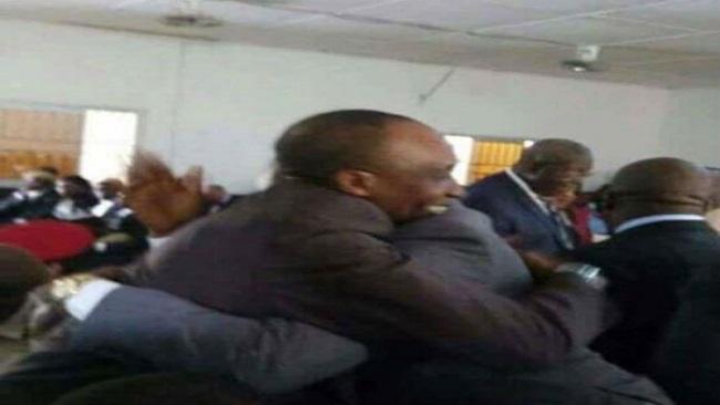 Yaounde: Hon. Wirba meets Consortium leaders, Bibixy Mancho