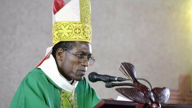 Bafia's remarkable and indefatigable prelate was assassinated